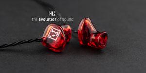 In-Ear Monitoring HL2 - Kopfhörer - Headset - Hörluchs - Gisbrecht Hörakustik