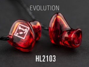 HL 2 - 1-Wege ausgewogen angepasster In-Ear Kopfhörer Hörluchs - Gisbrecht Hörakustik - Saarland